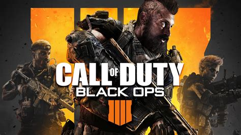 Wallpaper Call of Duty Black Ops 4, poster, 4K, Games #19383